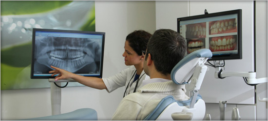 Technology Available at Harbour Centre Dental