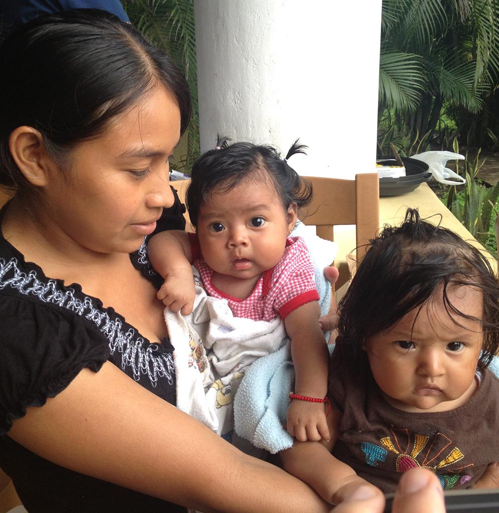 Guatemalan children